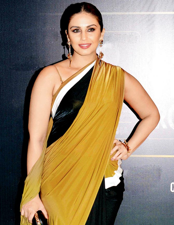 Huma-Qureshi fashion disaster IIFA 2015
