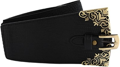 broad fashion belt for ladies