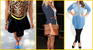 Skinny Belt Fashion Trends