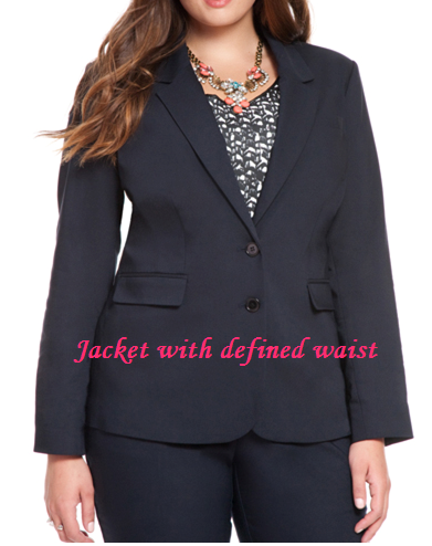A three-quarter length sleeve is ideal for a fuller arm as it reveals the slimmest section of the arm.