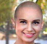 kangana gets bald for katti batti
