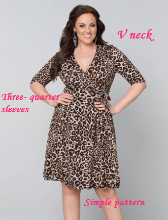 trendy plus size clothing tips