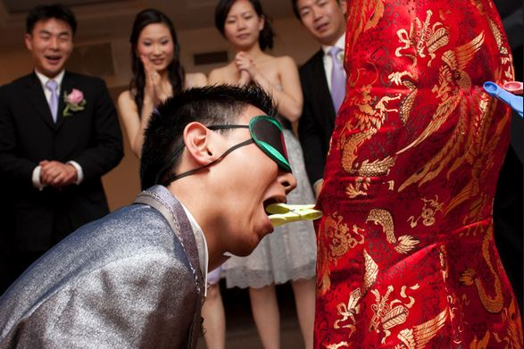 best wedding games for couples