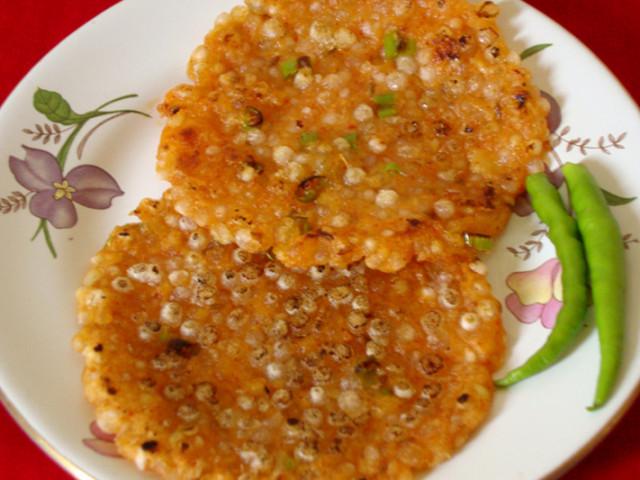 Sabudana Roti: Janamashtami Vrat Recipe