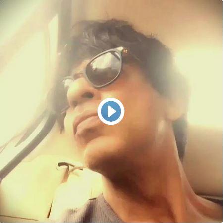 shahrukh khan tweets