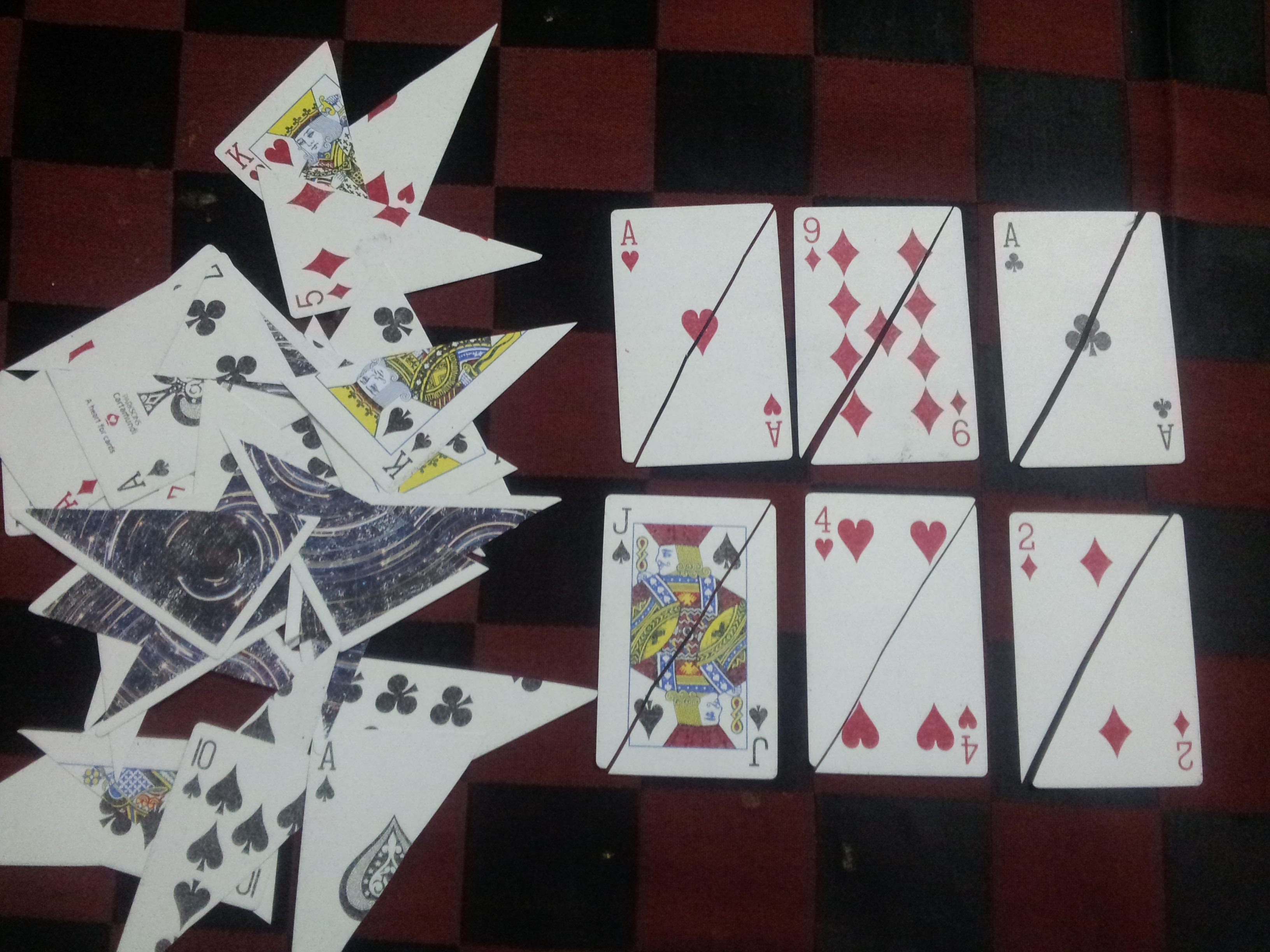 One Minute Ladies Kitty Party Game With Cards