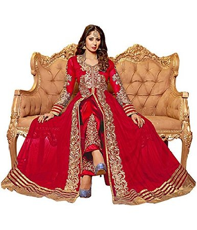 Red Suit At Best Price 1