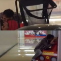 Boy Molested in a Toy Car In Mall