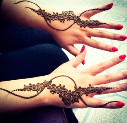arabic mehandi designs 2015 b