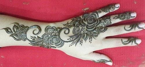 arabic mehandi designs 2015 g