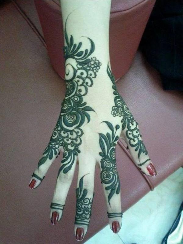 arabic mehandi designs 2015 l