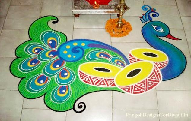 wonderful rangoli designs
