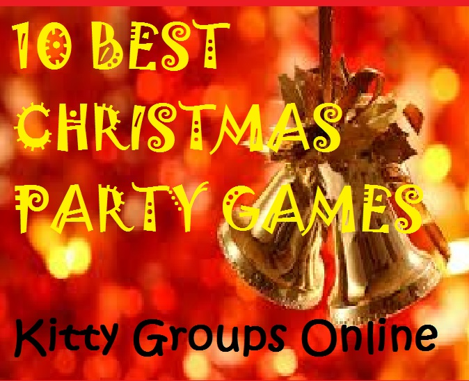 10 best christmas party games
