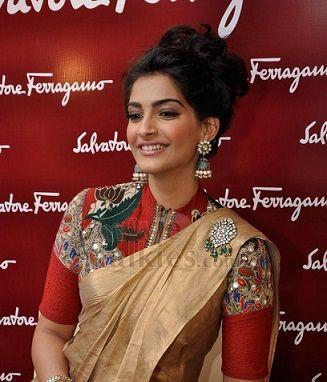 best-indian-blouse-neck-designs