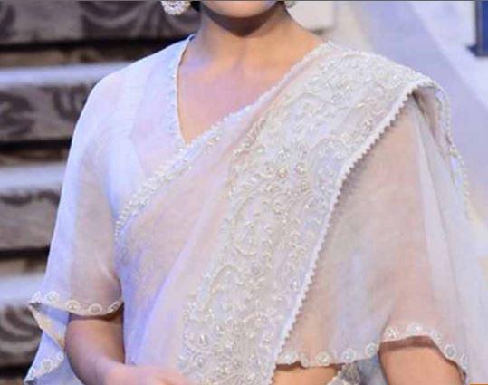 latest blouse designs wedding season