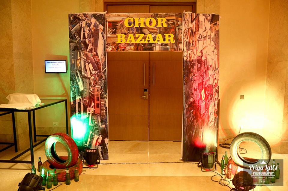 chor bazar theme kitty party 1