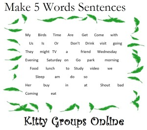 Five Words Sentences: Interesting Written Kitty Party Game