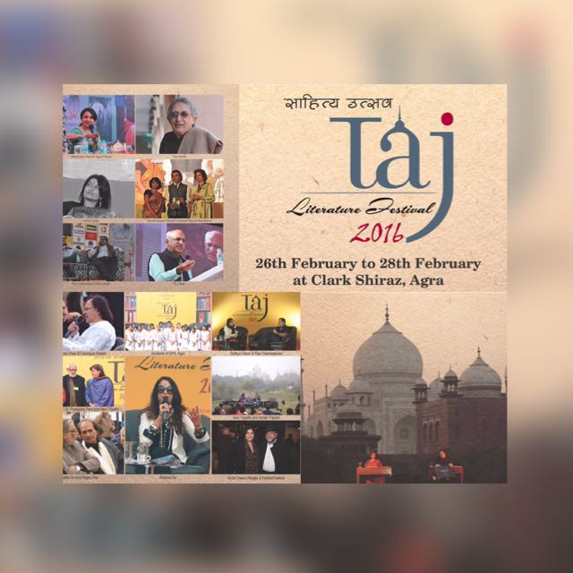 Taj Literature Festival 2016 Programs and Participants