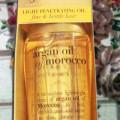 organix moroccan argon oil