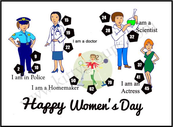 Women's Day Tambola Game