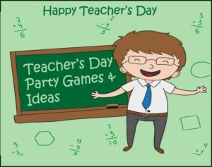 10 Interesting Games For Teacher's Day Celebration