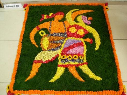 Diwali Rangoli Designs 4