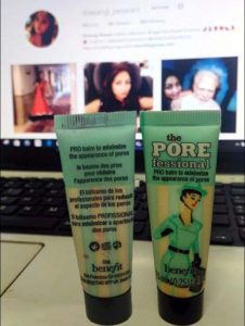 Benefit POREFessional Review: Hide Your Facial Pores