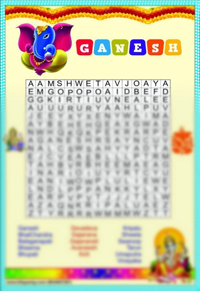 ganesh chaturthi one minute kitty party game
