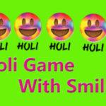one minute holi game