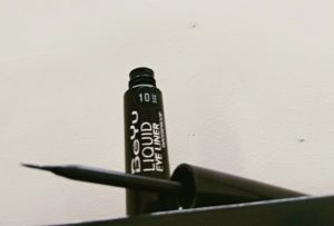BeYu Liquid Eyeliner Is Perfect For Gym or Swimming: 100% Waterproof