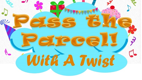 Birthday Party Game For Toddlers: Passing The Parcel With Twist