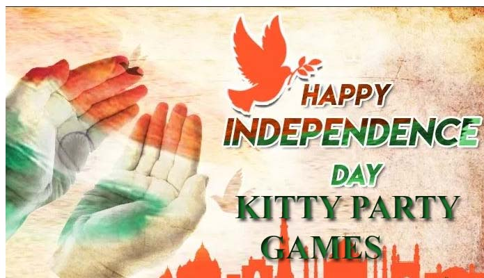 INDEPENDANCE DAY KITTY PARTY GAMES