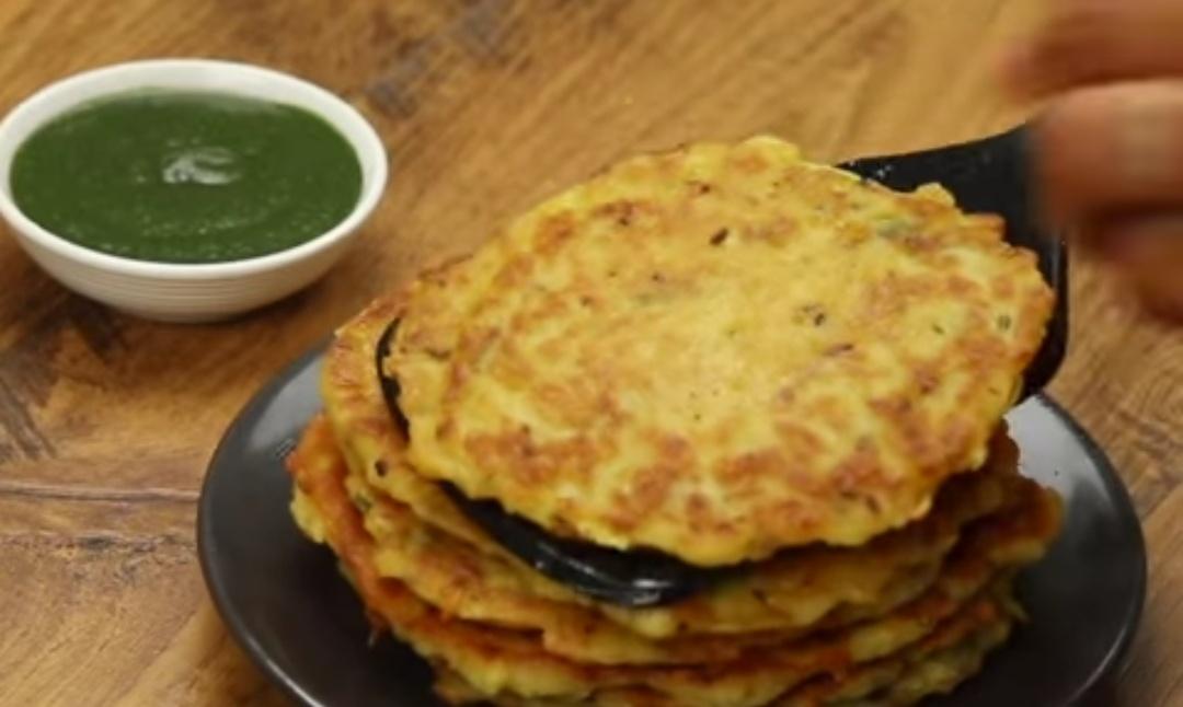Lunch Box Recipe For Kids: Potato Pancake