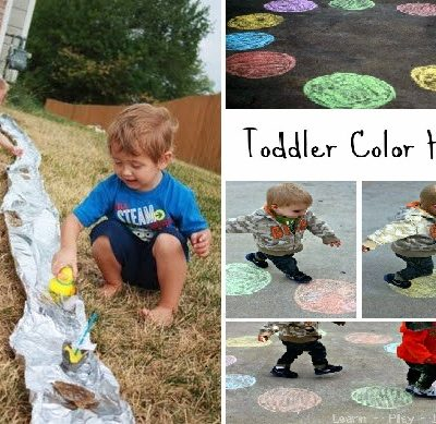 Outdoor Games List For Toddlers