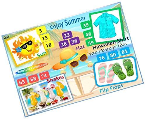 summer tambola games