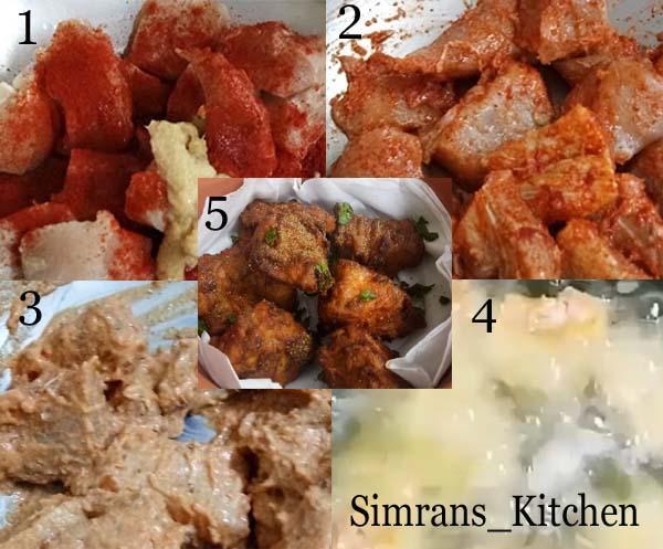 Amritsari Machhi Recipe- Kitty Party Starters