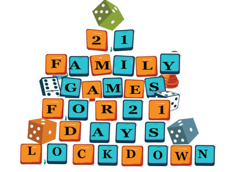 21 Indoor Family Games For 21 Days of Corona Lockdown