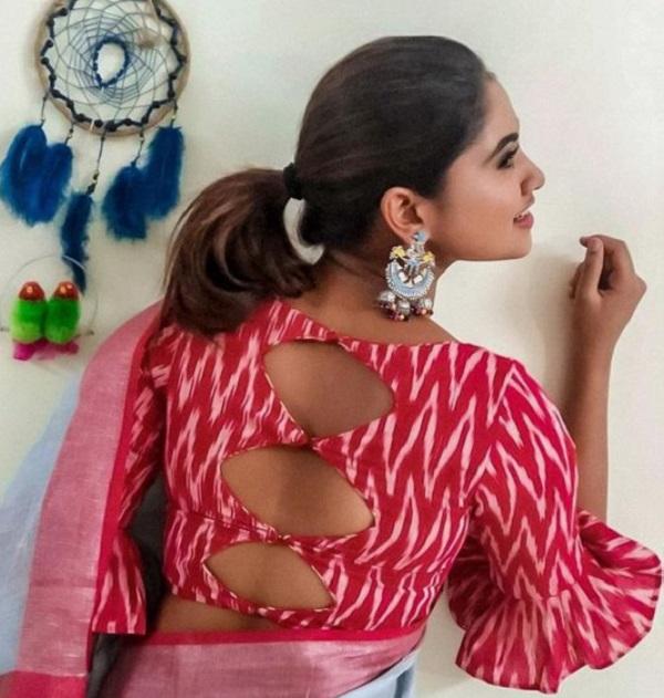 saree draping ideas